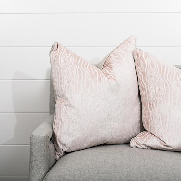 Soft Blush Velvet