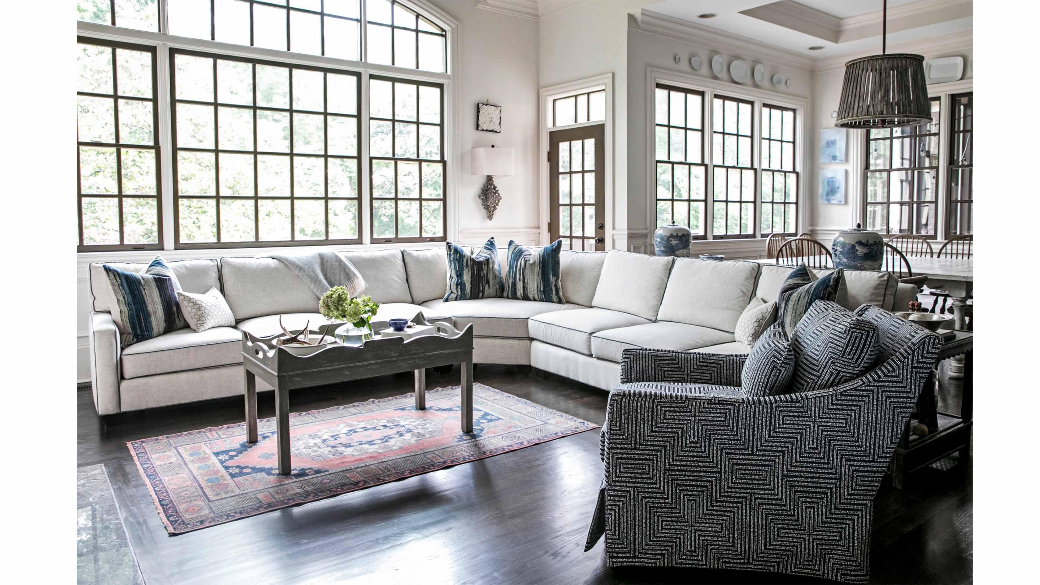 Custom Sectionals – Ellenburg Chair Company